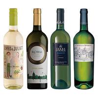 お買い得イタリア辛口白ワイン4本セット