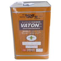 【安全で低臭な塗料】大谷塗料 VATON-FX(バトン) イエロー 16L 1個(直送品)