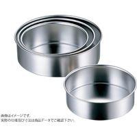 AG18ー8 共底デコ缶 12cm 2個 99512 赤川器物製作所(直送品)