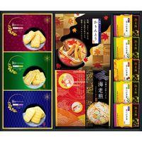 【ギフト・8箱セット】金澤兼六製菓 かりんとう&羊羹&煎餅 和菓あわせ WK-30(直送品)