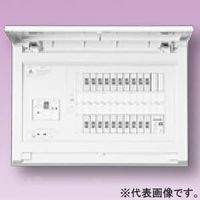 テンパール工業 機能付住宅用分電盤 扉付L無 MAG35122PC4 1個(直送品)