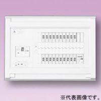 テンパール工業 機能付住宅用分電盤 扉無L無 YAG36242PC4 1個(直送品)