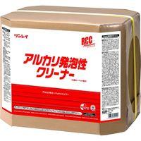 リンレイ リンレイ_RCCアルカリ発泡性クリーナー 18L 4903339732535 1缶(直送品)