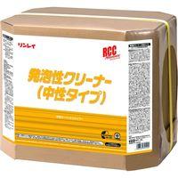 リンレイ リンレイ_RCC発泡性クリーナー(中性タイプ)18L 4903339736939 1缶(直送品)