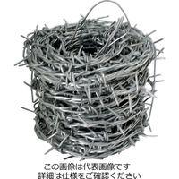 和気産業 有刺鉄線 バーブユニクロ #16×20M 13359100 1個(直送品)