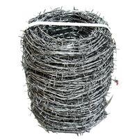 和気産業 有刺鉄線 バーブユニクロ #16×100M 13359200 1個(直送品)