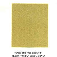 和気産業 フェルトシート(ソフトタイプ) 薄茶 フリーサイズ FU-334 1セット(6個)(直送品)