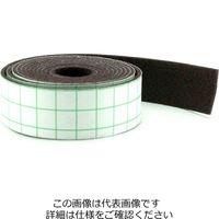 和気産業 フェルトテープ(ソフトタイプ) 濃茶 25×1800mm FU-373 1セット(2個)(直送品)