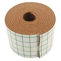 和気産業 フェルトテープ(ソフトタイプ) 茶 50×1800mm FU-382 1個(直送品)
