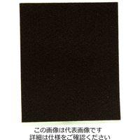 和気産業 フェルトシート(ソフトタイプ) 濃茶 フリーサイズ FU-315 1セット(6個)(直送品)