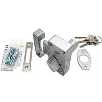 和気産業 シリンダー本締錠 VA-175 1個(直送品)