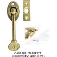 和気産業 真鍮丸球ネジ締 30mm VA-186 1セット(2個)(直送品)