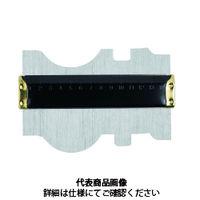 新潟精機 型取りゲージ CG-100S 1セット(2個)(直送品)
