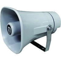 ノボル電機 ノボル ホーンスピーカー5wトランス付き NP-205 1台 813-6726(直送品)