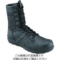 アシックス(ASICS) アシックス ウィンジョブCP402 ブラック×ブラック 25.0cm 1271A002.001-25.0 102-7188(直送品)
