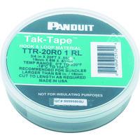 パンドウイットコーポレーション(PANDUIT) パンドウイット タックテープ(ロールタイプ)6.1mX1巻入り TTR-20R0 124-8210(直送品)