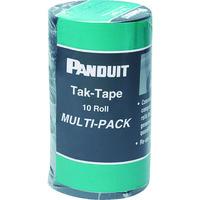 パンドウイット タックテープ(ロールタイプ)10.6mX10巻入り TTR-35RX0 124-8213(直送品)