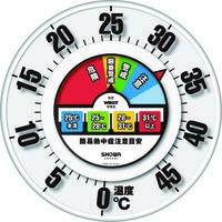 昭和商会(SHOWA SHOKAI) SHOWA 防雨型30cm温度計 N18-06 1個 123-7511(直送品)