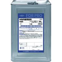 ニッペホームプロダクツ ニッぺ FORPRO水性内装用塗料 20kg 白 411F081 1缶(20000g) 158-8336(直送品)