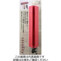 和気産業 差し込み型キーハンガー SASUKEY レッド HK-01 1個(直送品)
