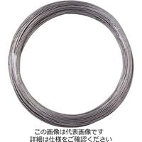 和気産業 針金 ミニ #24×12m HW-034 1セット(10袋)(直送品)