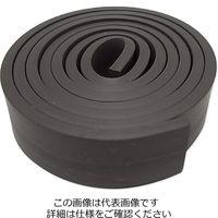 和気産業 等方性ロープマグネット 3mm×15mm×0.75m RMG-002 1セット(2個)(直送品)