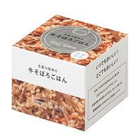 杉田エース イザメシ 生姜の風味の 牛そぼろごはん 636619 1セット(24缶)(直送品)