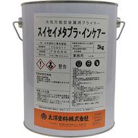 太洋塗料 スイセイメタプラ・インケアー グレー 3kg 17451200 1缶(直送品)