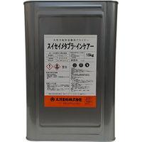 太洋塗料 スイセイメタプラ・インケアー グレー 15kg 17451100 1缶(直送品)