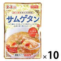 ホテイフーズ サムゲタン 濃縮タイプ 10袋 スープの素