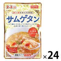 ホテイフーズ サムゲタン 濃縮タイプ 24袋 スープの素