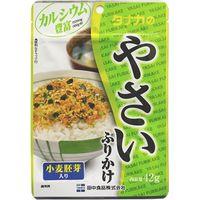 田中食品 カルシウムふりかけ やさい 6035 1箱(10個入)(直送品)