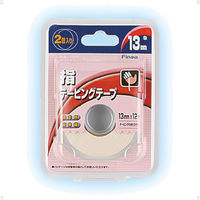 ムトーエンタープライズ ホワイトテープ 13MM 2ケ 10021 1セット(8個入)(直送品)