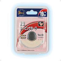 ムトーエンタープライズ ホワイトテープ 19MM 2ケ 10022 1セット(6個入)(直送品)