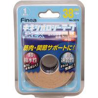 ムトーエンタープライズ B.PキネシオロジーテープFREX 38MM 3376 1セット(6個入)(直送品)