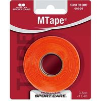 ミューラー Mテープチームカラー 38MM オレンジ 430825 1セット(12個入)(直送品)