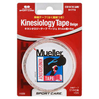 ミューラー キネシオロジーテープ51MMベージュブリ 51772 1セット(12個入)(直送品)