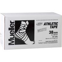 ミューラー ホワイトプロ アスレチックテープ38MM B50105 1セット(32個入)(直送品)