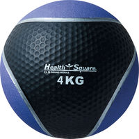 淡野製作所 メディシンボール4kg D5273 1個(直送品)
