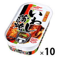 マルハニチロ いわし蒲焼 100g 10個 おかず・惣菜缶詰