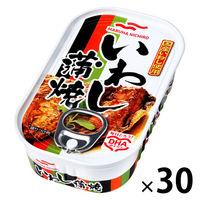 マルハニチロ いわし蒲焼 100g 30個 おかず・惣菜缶詰