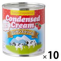 トマトコーポレーション コンデンスクリーム(ベトナム産) 10個