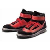 青木安全靴製造 スニーカー(ハイカット) ZR21BR 26.5CM ZR21BR-265 1足(直送品)