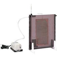 サンハヤト ポジ感光基板作成用卓上エッチング装置 (1S入) ES-10 1箱(1セット) 816-3052(直送品)