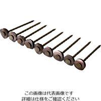 ダイドーハント ステンレス連結傘釘パワースクリューブロンズ 12x50 (30連入) 00028156 821-8431(直送品)