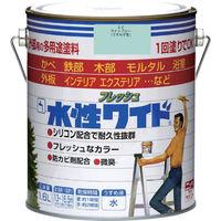 ニッペホームプロダクツ ニッぺ 水性フレッシュワイド 1.6L ライトブルー HTA107-1.6 1缶(1600mL) 827-9429(直送品)