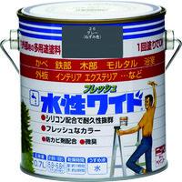 ニッペホームプロダクツ ニッぺ 水性フレッシュワイド 0.7L グレー HTA111-0.7 1缶(700mL) 827-9447(直送品)