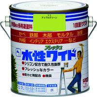 ニッペホームプロダクツ ニッぺ 水性フレッシュワイド 0.7L アップルグリーン HTA157-0.7 1缶(700mL) 827-9545(直送品)