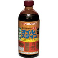 ニッペホームプロダクツ ニッぺ 油性オイルステイン 300ml ワインレッド HPB015-300 1缶(300mL) 859-8559(直送品)