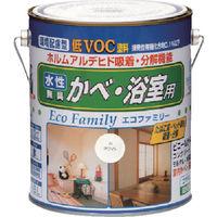 ニッペホームプロダクツ ニッぺ 水性エコファミリー 1.6L ウォームグレー HUM102-1.6 1缶(1600mL) 859-9006(直送品)
